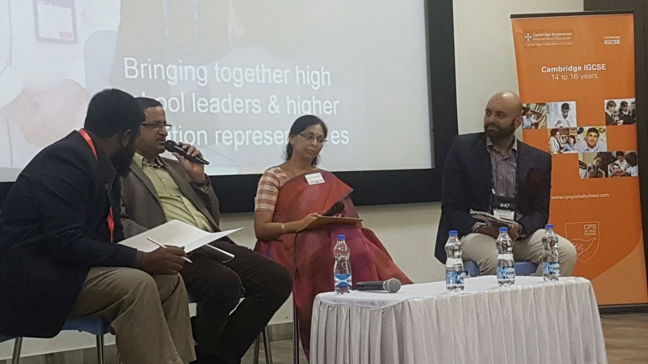 2018 IC3 Regional Forum in Chennai