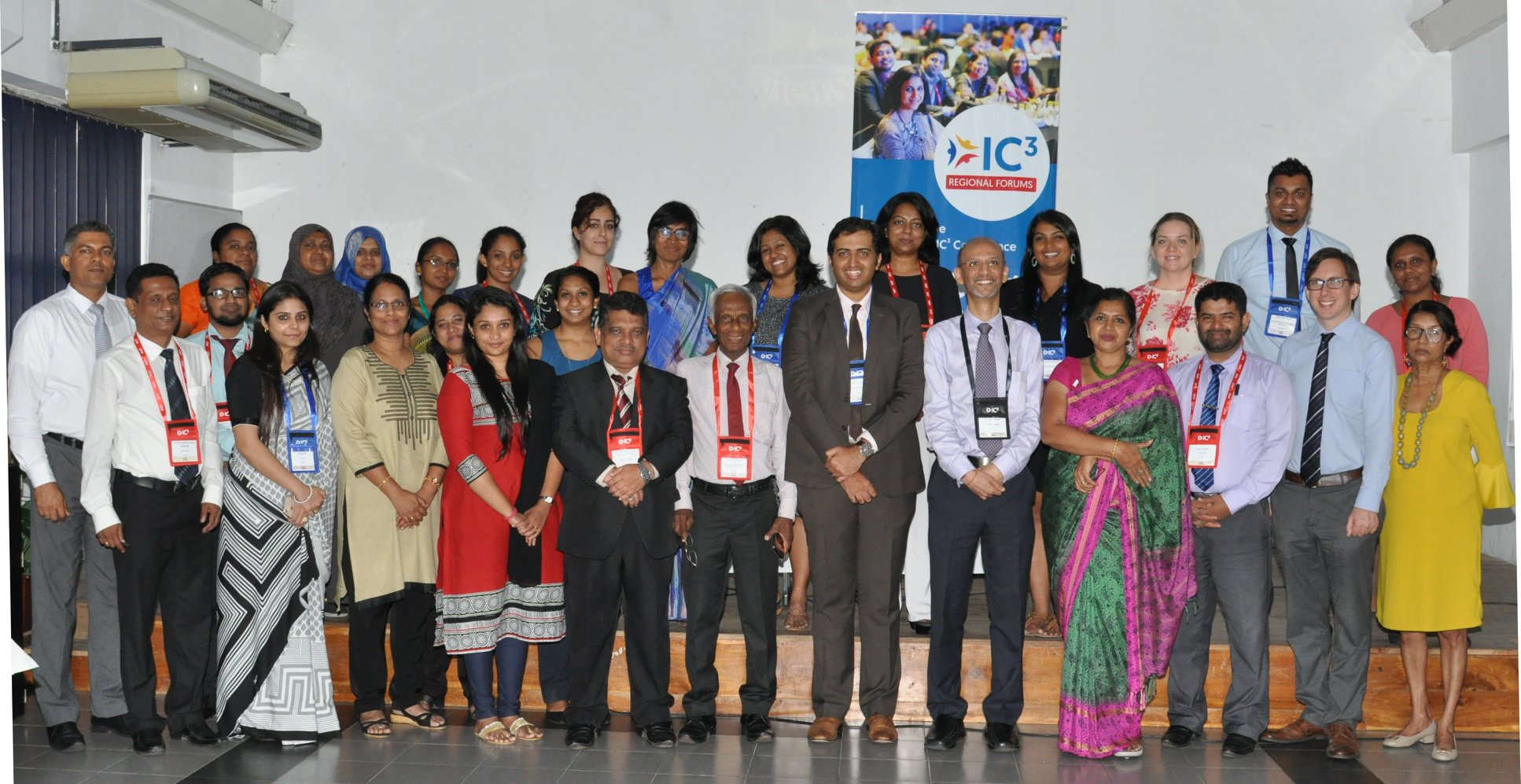 2018 IC3 Regional Forum in Colombo