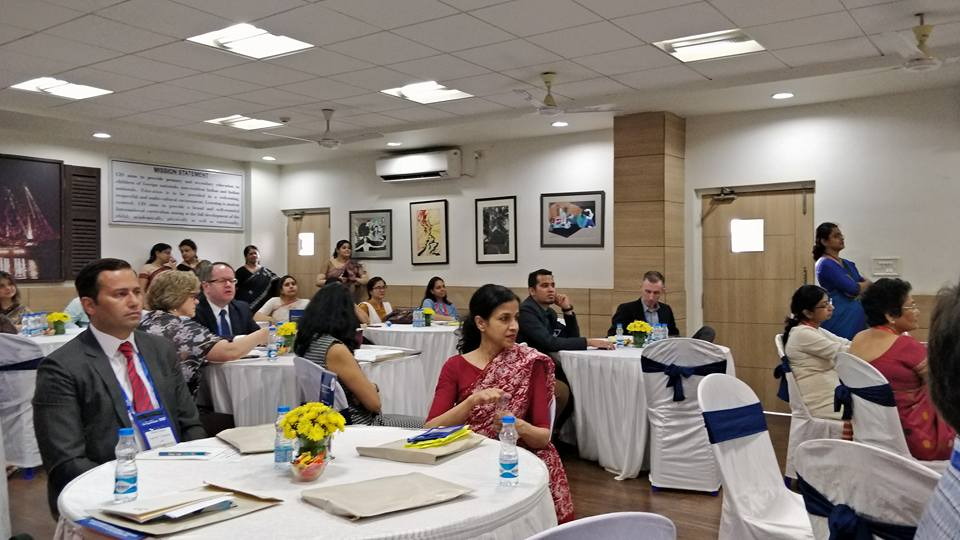 2018 IC3 Regional Forum in Kolkata