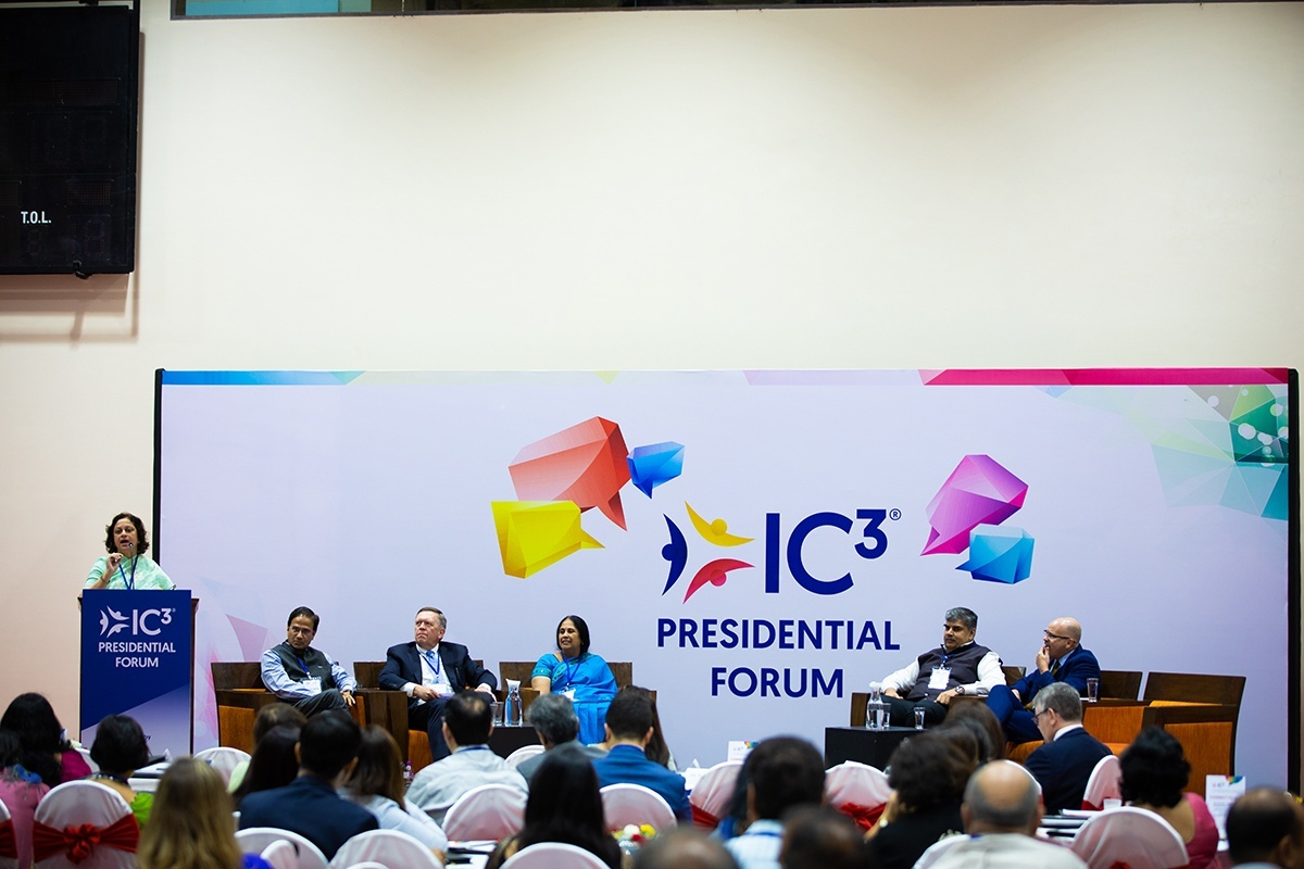 2019 IC3 Presidential Forum